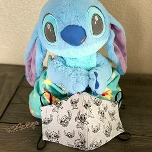 Disney Stitch Face Mask (Medium)